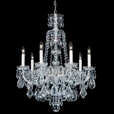 Hamilton 7 Light Chandelier
