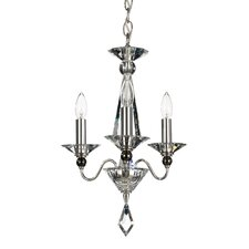 Jasmine 3 Light Mini Chandelier