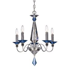 <strong>Schonbek</strong> Jasmine 5 Light Mini Chandelier