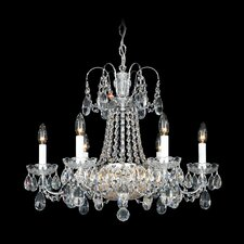 La Belle 6 Light Chandelier