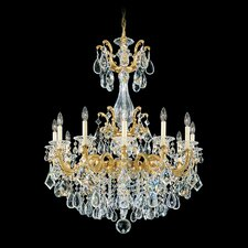 <strong>Schonbek</strong> La Scala 12 Light Chandelier