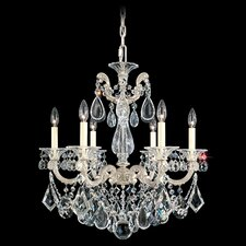 <strong>Schonbek</strong> La Scala 6 Light Chandelier