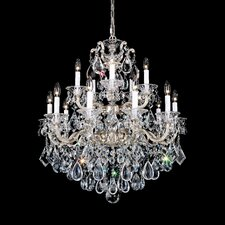 <strong>Schonbek</strong> La Scala 15 Light Chandelier
