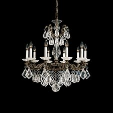 <strong>Schonbek</strong> La Scala 10 Light Chandelier