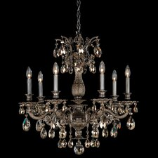 <strong>Schonbek</strong> Milano 7 Light Chandelier