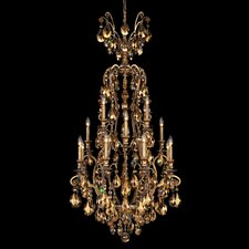 <strong>Schonbek</strong> Renaissance 16 Light Chandelier