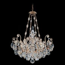 <strong>Schonbek</strong> Renaissance 8 Light Chandelier