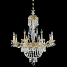 <strong>Schonbek</strong> Romanoff  10 Light Chandelier