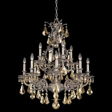 Sophia 12 Light Chandelier