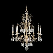 Tesoro 8 Light Chandelier