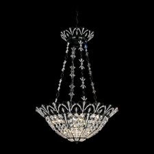 <strong>Schonbek</strong> Tiara 4 Light Chandelier
