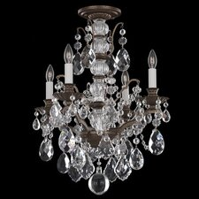 Bordeaux 4 Light Chandelier