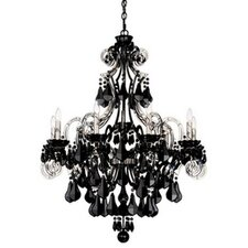 Cappela 9 Light Chandelier