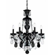 Hamilton 29.6 Light Chandelier