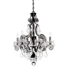 <strong>Schonbek</strong> Cappela 6 Light Chandelier