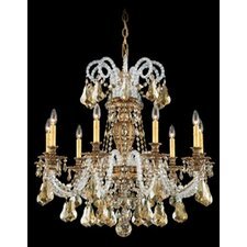 Isabelle 9 Light Chandelier