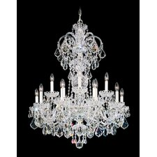 <strong>Schonbek</strong> Olde World 15 Light Chandelier