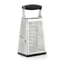 SGT 4 Sided Boxed Grater with Bonus Ginger Grater