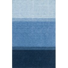 Urban Living Blue Rug
