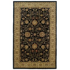 <strong>Continental Rug Company</strong> Meadow Breeze Black Border Rug