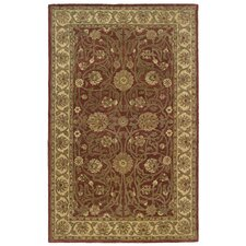 Meadow Breeze Rust Rug