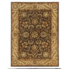 <strong>Continental Rug Company</strong> Meadow Breeze Brown Rug