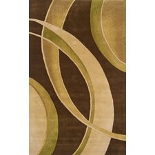 Edge Brown/Beige Rug