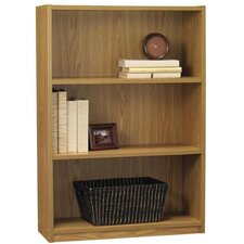3-Shelf Bookcase in Oak