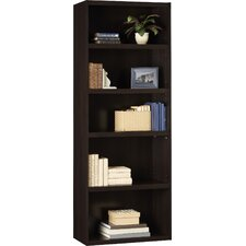 "5 Shelf 71.31"" Bookcase"