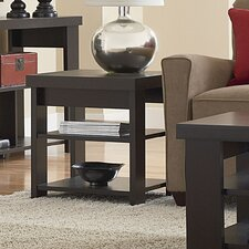 <strong>Ameriwood Industries</strong> Hollowcore End Table