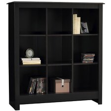 9-Cube Storage Cubby in Black Forest