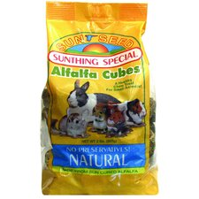 Alfalfa Cubes Food