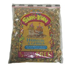 3.5 lbs Sun Fun Food for Hamster / Gerbil