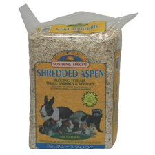 Aspen Shredded Bedding Presspack