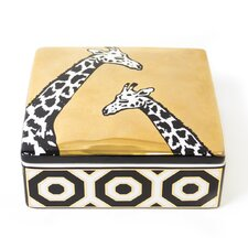 Animalia Giraffe Trinket Box