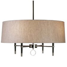 Ventana 4 Light Chandelier