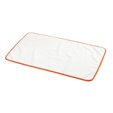 Piped Bath Mat