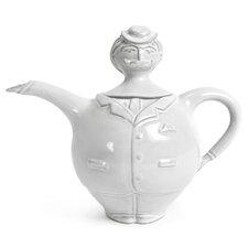 Jack Sprat Tea Pot
