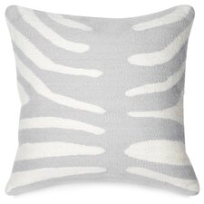 Pop Zebra Pillow