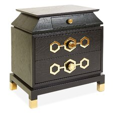 Turner Pagoda Side Table