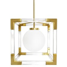 Jacques 1 Light Pendant
