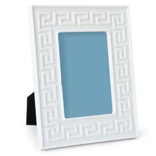 Charade Greek Key Picture Frame