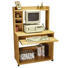 Heirloom Computer Cart