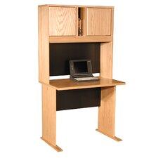 "Modular 36"" H x 36"" W Panel Desk Hutch"