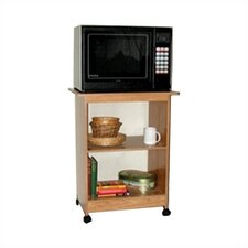 <strong>Rush Furniture</strong> Charles Harris Microwave Cart