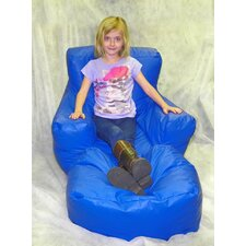 Kidz Rule Club Chair and Ottoman Set