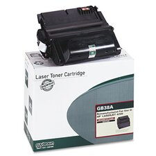 GB38A (Q1338A) Laser Cartridge, Standard-Yield, 12000 Page-Yield, Black