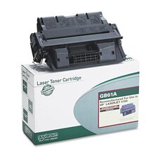 GB61A (C8061A) Laser Cartridge, Standard-Yield, 6000 Page-Yield, Black