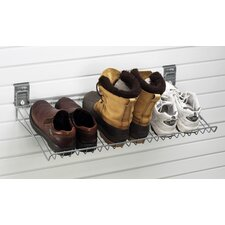 <strong>StoreWALL</strong> Wire Shoe Rack