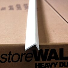 <strong>StoreWALL</strong> Heavy Duty Trim - Small (8' Length)